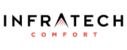Infratech Comfort -  manufacturer of premium residential & commercial outdoor infrared heaters