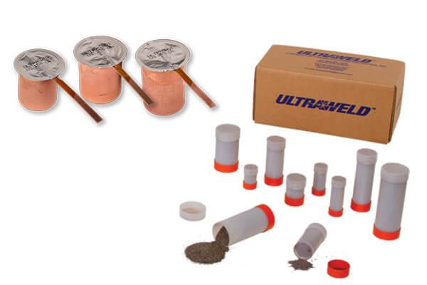 Exothermic Products - UltraShot Weld Metal