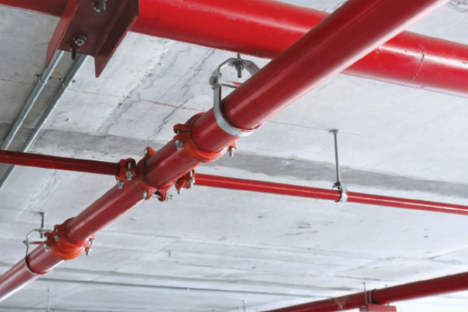 Fire Sprinkler Freeze Protection