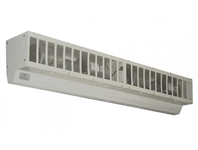 High Velocity Industrial Air Curtains