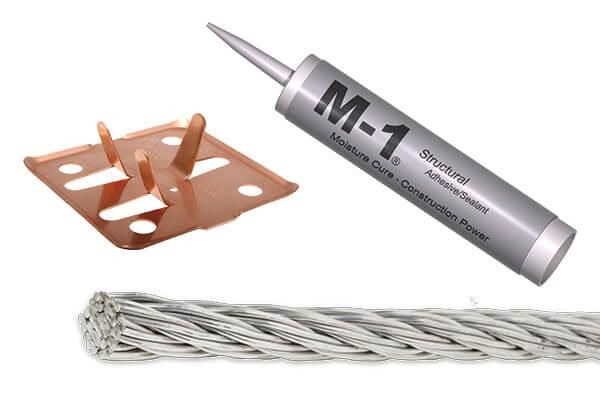 Lightning Protection Products - Conductors and Accessories