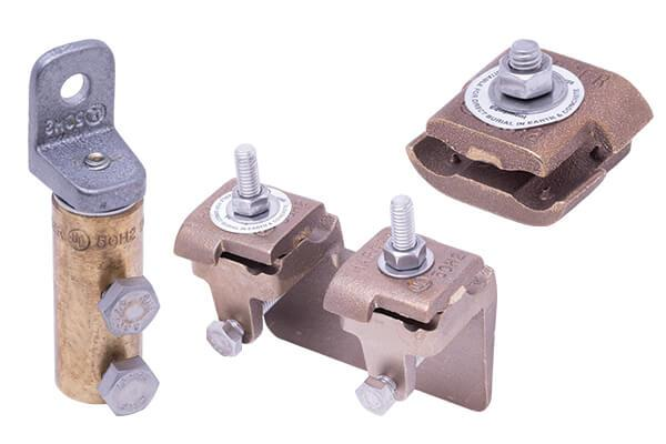 Lightning Protection Products - Conductors and Fittings
