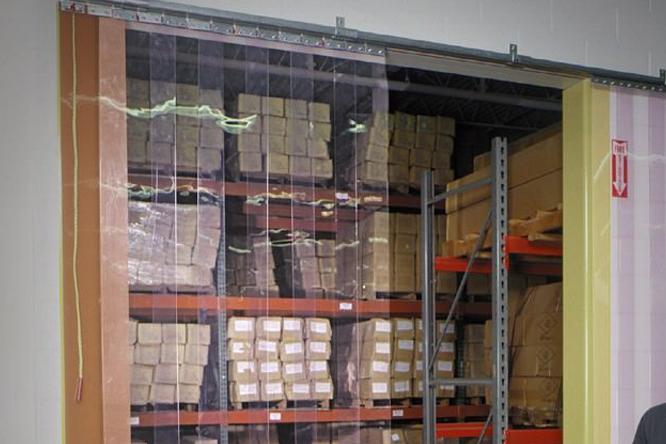 Industrial Strip Door & Strip Doors or Strip Curtains - A Great Way To Reduce Energy Costs
