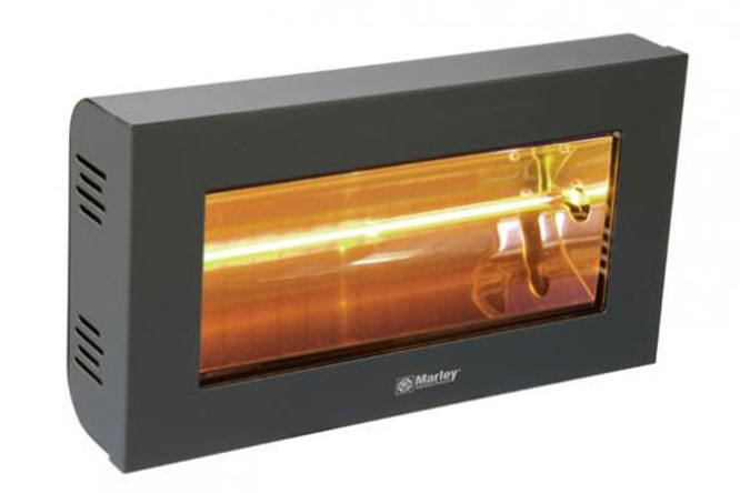 Infrared Radiant Heaters Electric Infrared And Gas Tubes